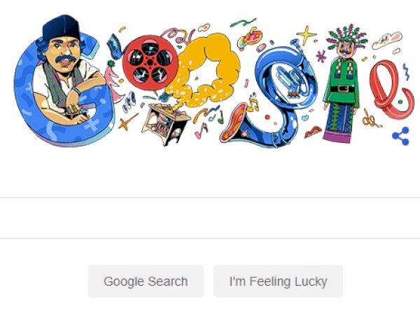 Siapakah Benyamin Sueb, Seniman indonesia yang Nongol di Google Doodle ?