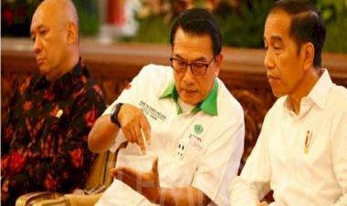 Jangan Sampai, Moeldoko Makan Nangka, Jokowi Kena Getahnya