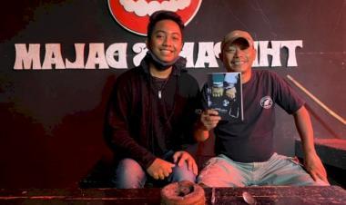 Mahasiswa Telkom University Ini Luncurkan Buku Bukan Dilan Dan Milea