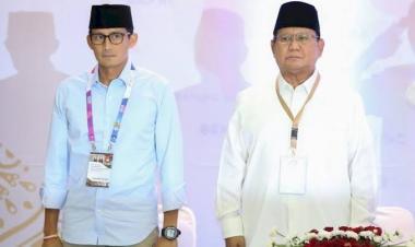 Polling RMOL 24 Jam: Prabowo 7 Persen, Sandiaga 10,8 Persen dan 80,6 Persen Golput