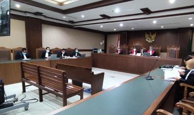 Sampaikan Pledoi, Penyuap Juliari Berharap Hakim Jatuhkan Vonis Atas Dasar Sila Pertama Pancasila