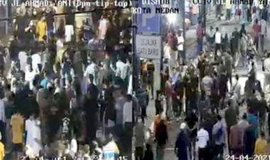 GMKI Minta Kapolri Panggil Bobby Nasution Soal Kerumunan Massa Di Kesawan City Walk
