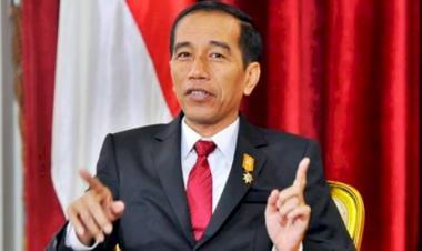Jokowi Teken PP Pencairan THR Dan Gaji 13