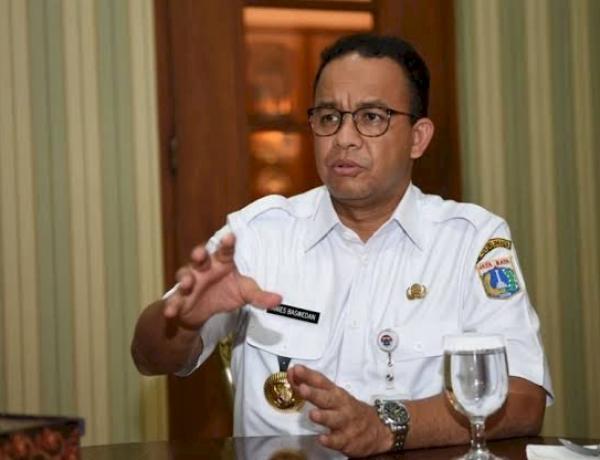 Warning! Anies Tak Segan Sanksi Masyarakat yang Langgar Aturan